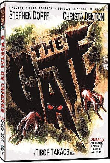 Resultado de imagem para O Portal do Inferno (1987)