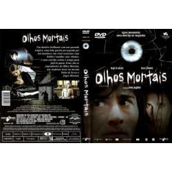 dvd filme olhos mortais -  dublado - terror