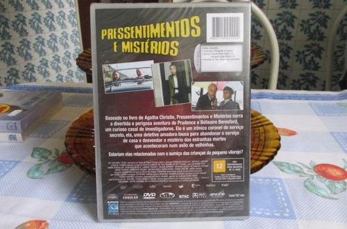 dvd filme pressentimentos e mistérios novo lacrado !