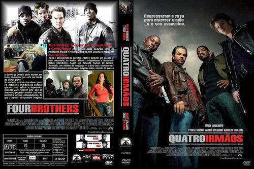 dvd filme quatro irmãos - mark wahlberg
