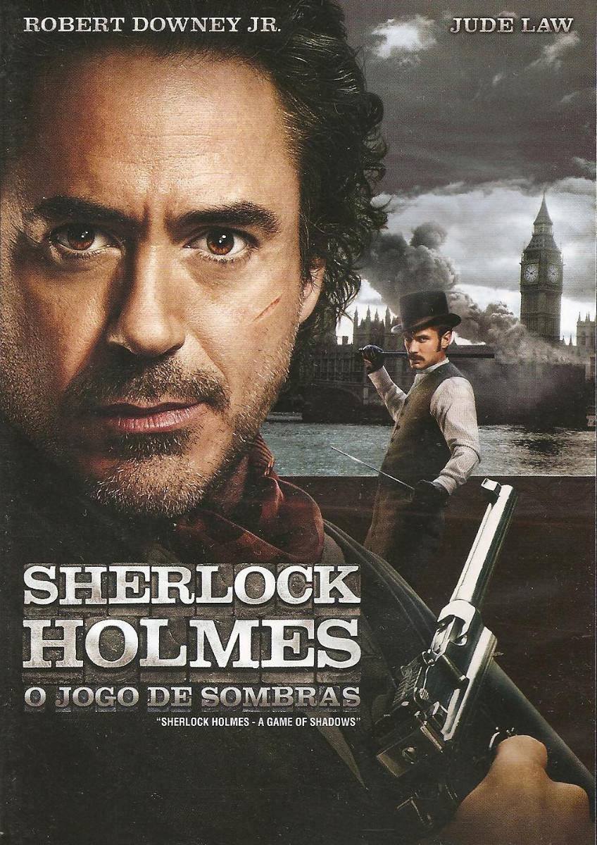 o filme sherlock holmes o jogo de sombras