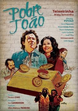 dvd filme teixeirinha - pobre joão