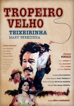 dvd filme teixeirinha - tropeiro velho