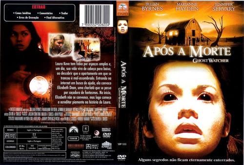 dvd filme terror
