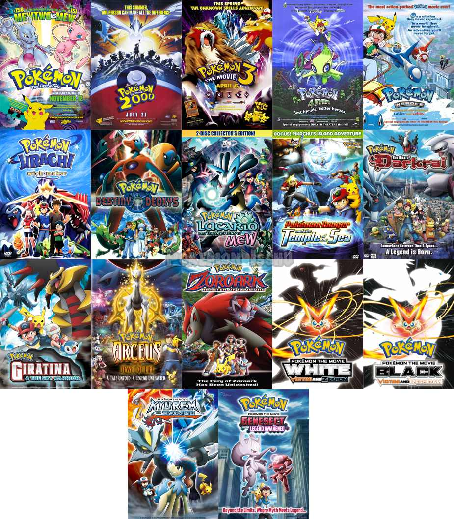 [Anime/Game do Mês] - Pokémon 2/2 Dvd-filmes-filmes-D_NQ_NP_780521-MLB20784480409_062016-F