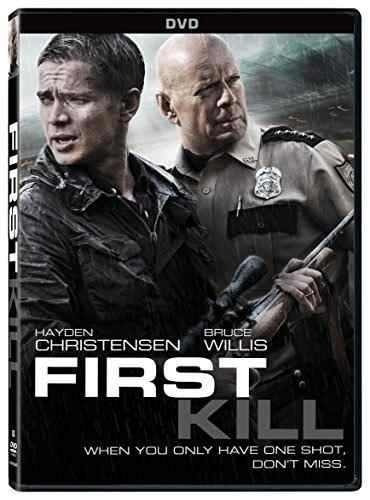 dvd : first kill (dvd)