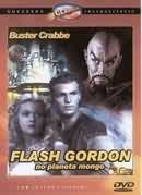dvd flash gordon no planeta mongo