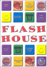 dvd- flash house - 2006- frete gratis