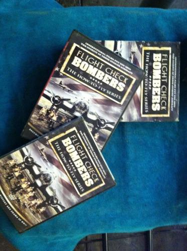 dvd flight check bombers