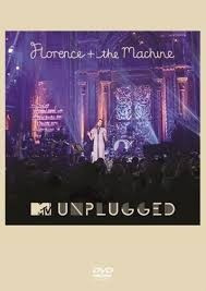 dvd florence + the machine - unplugged 2012