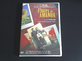 dvd flores do amanhã um filme de zhang yang (semi novo)