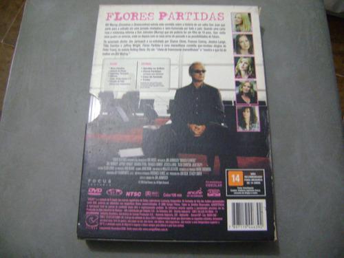 dvd flores partidas  bill murray jeffrey wright-e3b3