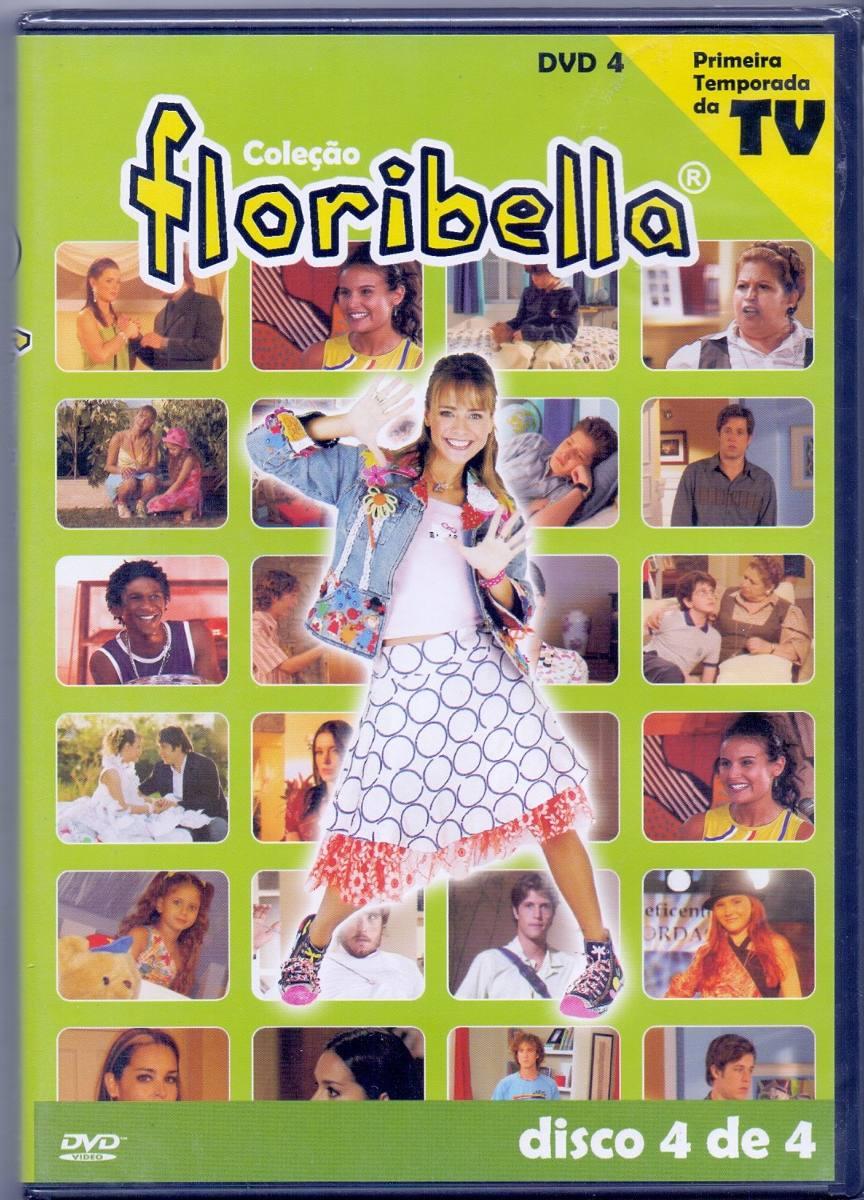 dvd da floribella