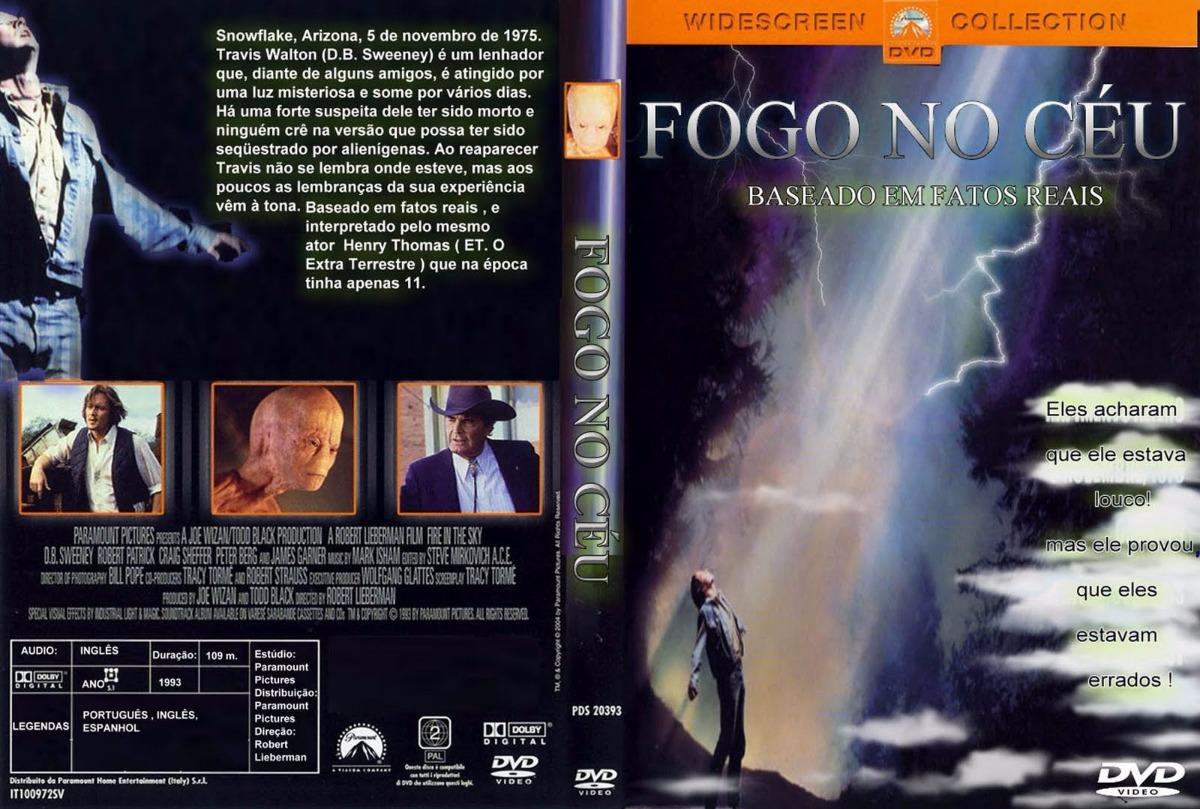 dvd fogo ceu dublado legendado frete gratis em mercado livre