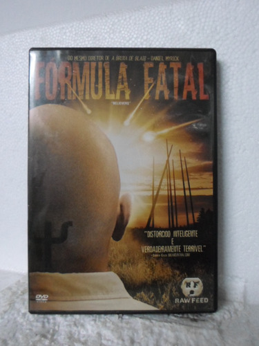 dvd formula fatal