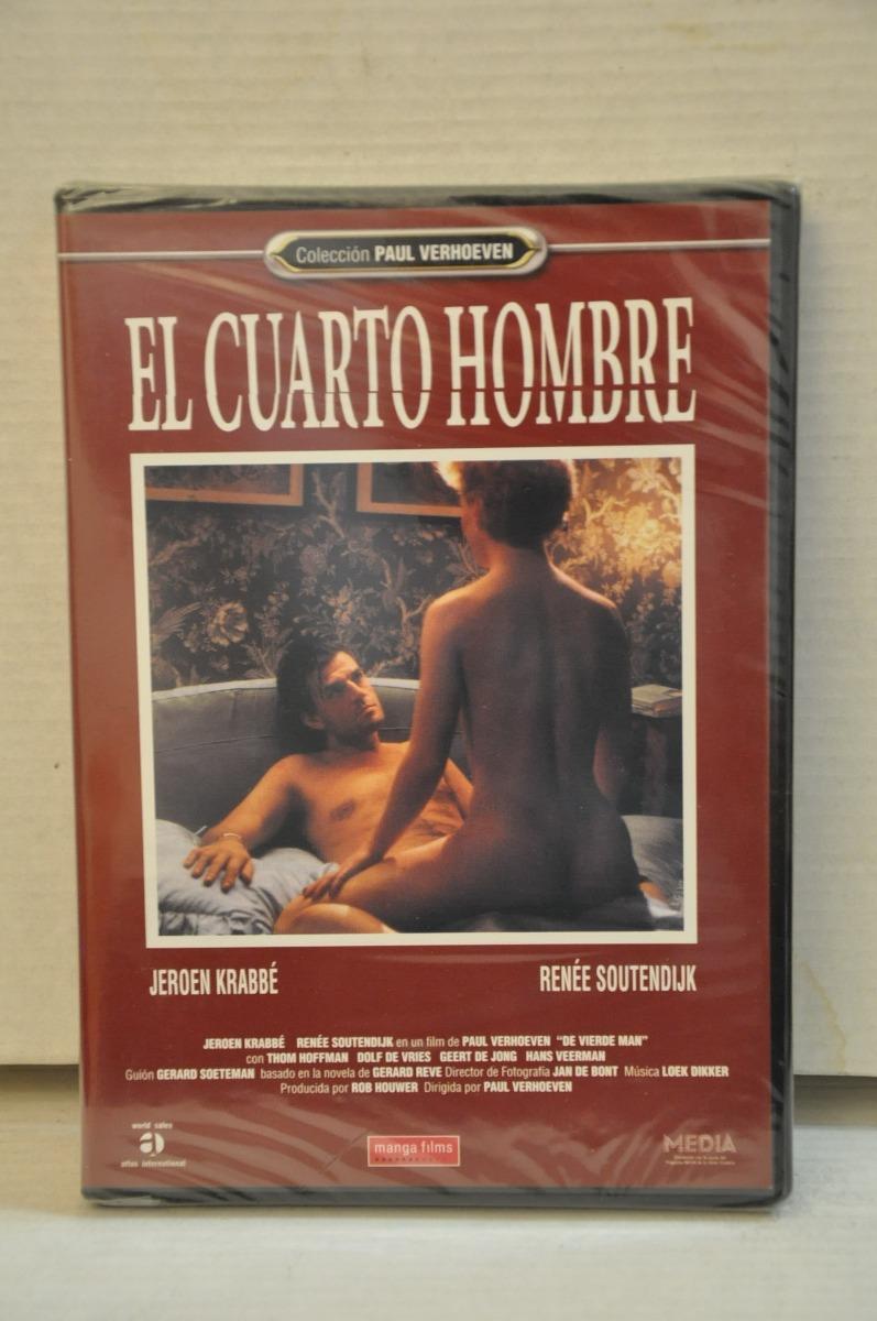 Dvd Fourth Man - El Cuarto Hombre - Paul Verhoeven Region 2 ...
