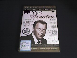 dvd frank sinatra - bing crosby