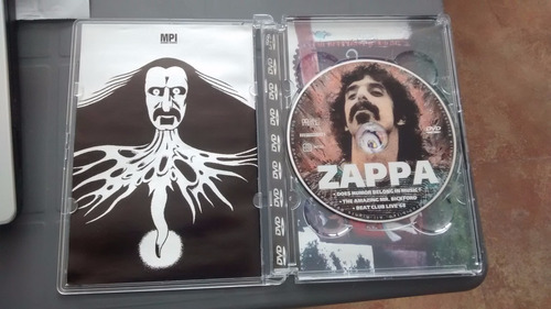 dvd frank zappa does humor belong in music? beat club live68