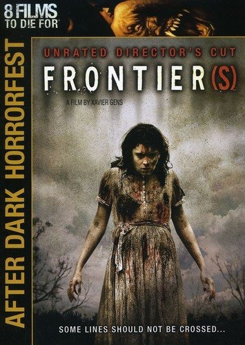 dvd : frontier(s) (, dolby, widescreen, sensormatic, che...