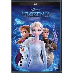 Dvd Frozen 2 Disney Original Lacrado
