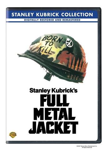 dvd : full metal jacket (amaray case, repackaged) (3114)