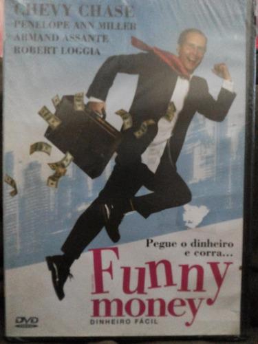 dvd funny money dinheiro fácil