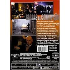 dvd garras da corruupcao - jacob eklund, marie richardson