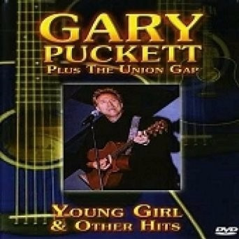 dvd - gary puckett & the union gap - young girls and other h