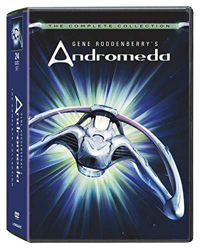 dvd : gene roddenberry's andromeda: the complete collection.
