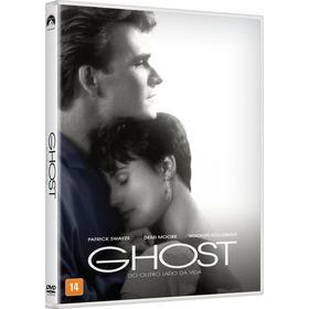 Dvd Ghost - Do Outro Lado Da Vida - Lacrado - Frete R$ 12,00