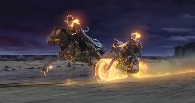 Dvd Ghost Rider El Vengador Fantasma Ghost Rider 2007