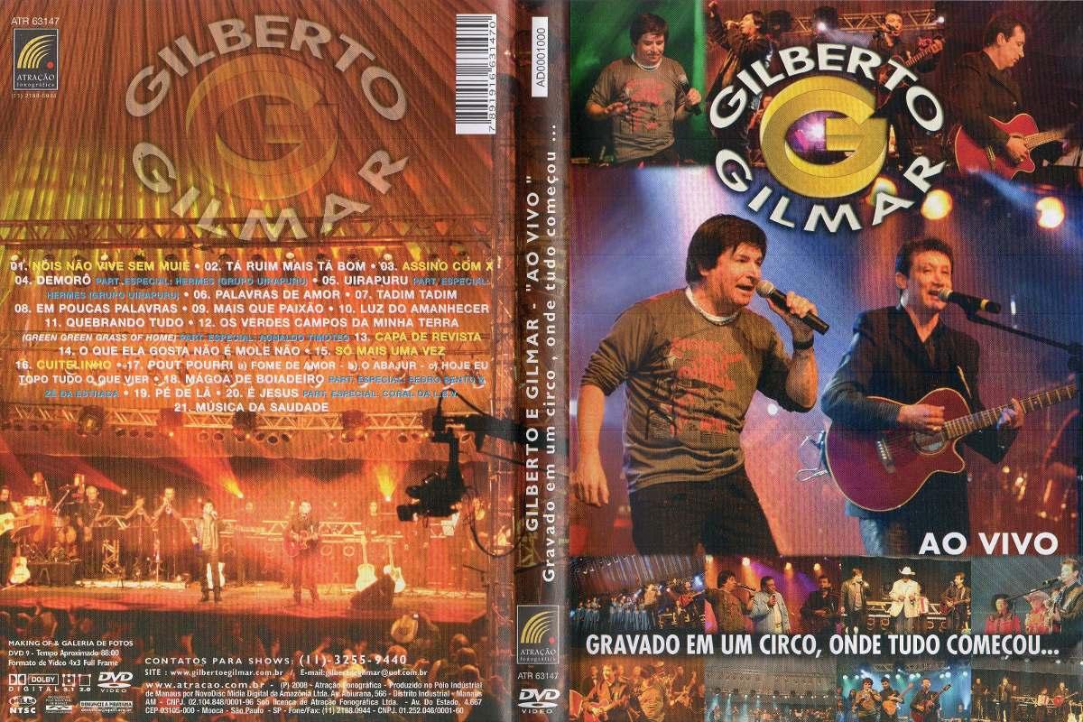 BAIXAR DVD GILBERTO E GILMAR
