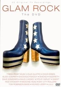 dvd glam rock the dvd