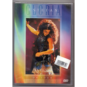 Dvd Gloria Estefan On Tour Live In Concert Musicanoba