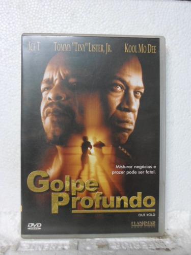 dvd golpe profundo - sem capa - original