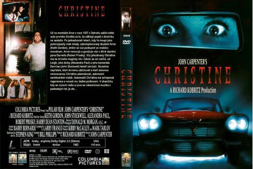 dvd gore christine cristina john carpenter 1983 tampico