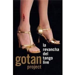 dvd gotan project la revancha del tango live