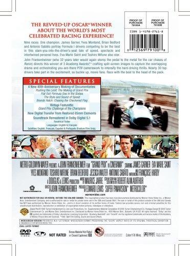 dvd : grand prix (special edition, widescreen, , dubbed,...