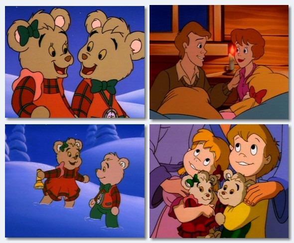The Bears Who Saved Christmas.Dvd Grande Festa Dos Ursinhos Bears Saved Christmas Natal 94