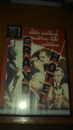dvd : grande hotel