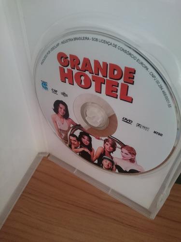 dvd grande hotel madonna antonio banderas