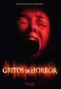 dvd gritos de horror