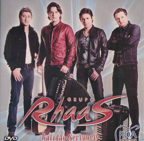 dvd grupo rhaas - batidão sertanejo