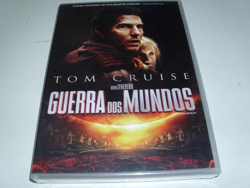 dvd guerra dos mundos com tom cruise ! original !