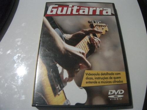 dvd guitarra videoaula detalhada e8b6