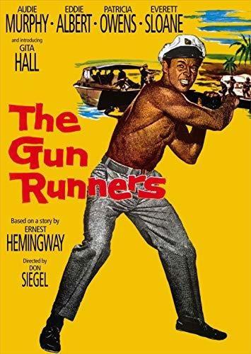 dvd : gun runners (qy97)