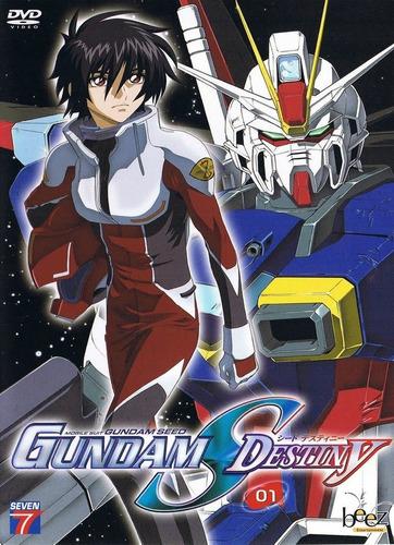 dvd gundam seed