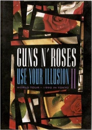 dvd guns n' roses - use your illusion  i i (934017)