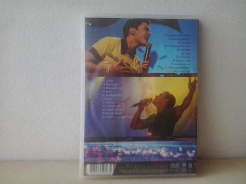 dvd gustavo lins - ao vivo envio 10,00 $