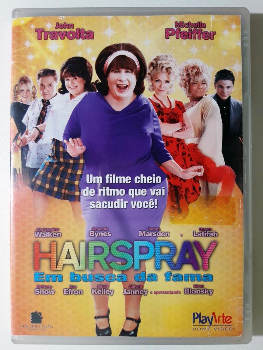o filme hairspray em busca da fama dublado